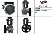 MSG TY027 Насос Г/У TOYOTA HILUX 05-