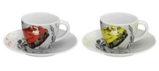 MERCEDES-BENZ B66041532 Набор чашек для эспрессо Mercedes Espresso Cups Set of 2