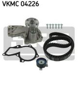 VKMC04226 SKF Водяной насос + комплект зубчатого ремня