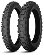 Michelin 733617 Мотошина летняя Michelin Starcross MH3 70/100 R1740M Передняя