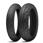Michelin 405043 Мотошина летняя Michelin Pilot Road 2 120/70 R1758W Передняя