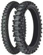 Michelin 242166 Мотошина летняя Michelin Starcross MS3 70/100 R1942M Передняя