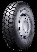 Bridgestone TBR0450403 Шина  Bridgestone L317 13/ R22.5 G154/150 Бездорожье Ведущая