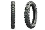 Michelin 047359 Мотошина летняя Michelin Starcross 5 SOFT  110/90 R1962M Задняя