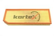 KA0139 KORTEX Фильтр воздушный AUDI A3 04>/SKODA ALTEA/OCTAVIA 06>/VW GOLF V/PASSATB6 2.0TFSI
