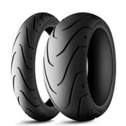 Michelin 627088 Мотошина летняя Michelin SCORCHER 11 200/55 R1778V Задняя