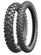 Michelin 087232 Мотошина летняя Michelin Starcross 5 MEDIUM 100/100 R1859M Задняя