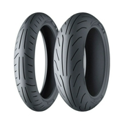 Michelin 459869 Мотошина летняя Michelin Power Pure SC 120/80 R1458S Передняя
