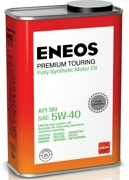 ENEOS 8809478942148 Масло моторное ENEOS Premium TOURING 5W-40 синтетика 1 л.