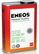 ENEOS 8809478942193 Масло моторное ENEOS Premium TOURING 5W-30 синтетика 1 л.
