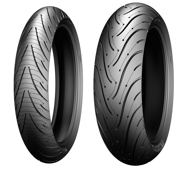 Michelin 587278 Мотошина летняя Michelin Pilot Road 3 160/60 R1769W Задняя
