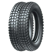 Michelin 546774 Мотошина летняя Michelin Trial Light X 120/100 R1868M Задняя