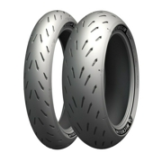 Michelin 336091 Мотошина летняя Michelin Power RS 110/70 R1754H Передняя