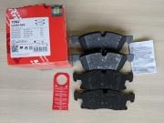 TRW GDB1946 Колодки тормозные дисковые, комплект